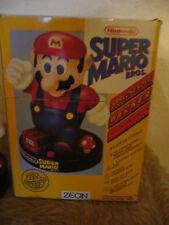Nintendo Super Mario Bros Uhr Wecker Figur Zeon 1992 neu und OVP