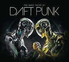 CD de musique album punk daft punk