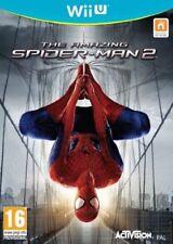 THE AMAZING SPIDER-MAN 2 (Nintendo Wii U) Nuovo di zecca-consegna rapida