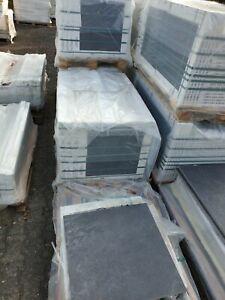 Terrassenplatten Feinsteinzeug 60x60x2cm oder 120x60x2Naturstein-/Schiefer Optik