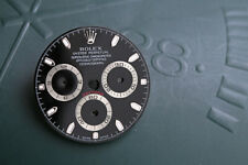 Rolex Black Daytona Dial for model 116520 P Serial Super Luminova FCD11835
