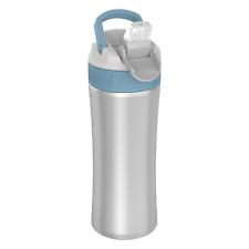 Kambukka Lagoon Vacuum Insulated Water Bottle 400ml, Leak Proof, Stainless Steel