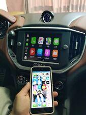 Carplay/Android Auto Interface For Maserati Ghibli/Fiat Freemont