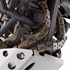 HONDA AFRICA TWIN CRF1000 Stainless EXHAUST MANIFOLD PROTECTORS Heat Shield Inox