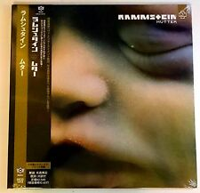 RAMMSTEIN MUTTER JAPANESE JAPAN IMPORT LP ALBUM NEW SEALED! UICO-1012