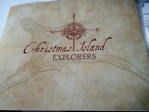 Christmas Island Explorers Limited Edition Pack--only 200 issued