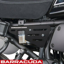 Barracuda - Yamaha XSR700 Side Panel Covers - Alloy Black - Pair - YS7500