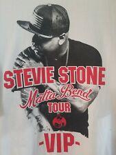 Stevie Stone Malts Bend Tour Vip Shirt 2015