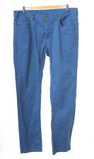 GANT Hose Jeans Trousers Pants Baumwolle Herren Gr. W36 L34 in Blau