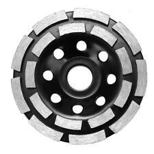 115/125/180mm Diamond Segment Grinding Wheel Cup Disc Grinder Concrete Tool C9W8