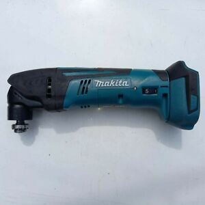 MAKITA DTM50 MultiTool 18v LXT LI-ion Star  Cordless  Excelent condition 2018.