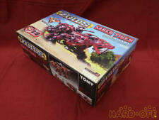 TOMY ZOIDS Saber Tiger (Tiger type) With box Unassembled product From JAPAN