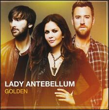 LADY ANTEBELLUM - GOLDEN CD ~ JOSH KELLEY~HILLARY SCOTT~DAVE HAYWOOD *NEW*