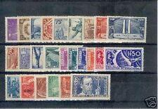 FRANCE ANNEE COMPLETE 1936 N° 309 / 333  25TIMBRES NEUFS xx TTB , VALEUR : 1344€