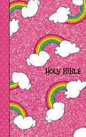 NIV, God's Rainbow Holy Bible, Hardcover, Comfort Print - Zondervan