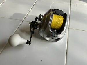 shimano tranx 500HG Low Profile