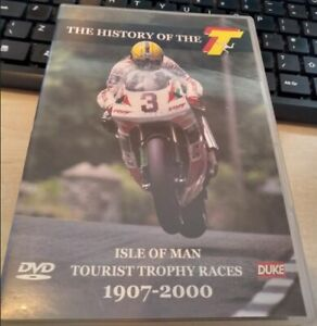 The History of The Isle of Man TT 1907-2000 DVD