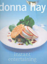 Instant Entertaining By Donna Hay Hardcover
