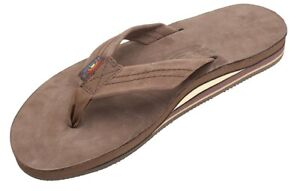 Rainbow Sandals 302ALTS Women's Expresso Double Layer Sandals Small (5.5-6.5)
