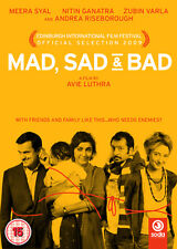 DVD:MAD SAD AND BAD - NEW Region 2 UK
