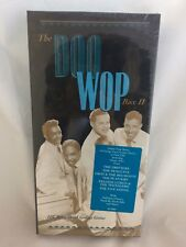 V/A : Doo Wop Box II [Rhino] (4CD 1996) DOO WOP BOX SET VARIOUS DOO WOP DOO WOP