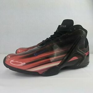 Nike Zoom Hyperflight PRM Red Reef Basketball Shoes Men's Size 9.5 587561-800