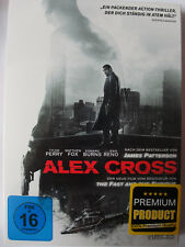 Alex Cross - Jean Reno, Tyler Perry - Psychopath, schwerer Fehler, Detroit