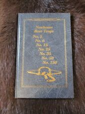 Newhouse Bear Trap Book / HUTZEL / Vintage / Trapping