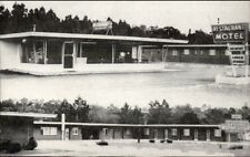Jacksonville NC Gaylord Motel & Restaurant Postcard