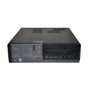 Dell Optiplex 9010 DT PC Intel i5-3470@3.2GHz CPU 4GB RAM 500GB HDD  WIN 7 Pro