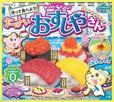 KRACIE Happy Kitchen SUSHI / DIY KIT / Japanese candy / Popin Cookin series