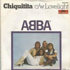 Abba - Chiquitita / Lovelight (Vinyl-Single 1978) !!!