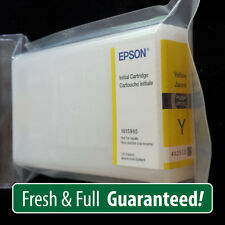 GENUINE Epson 786 initial Yellow cartridge - for WF4630 More ink than T786XL