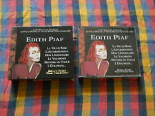 Edith Piaf 2 CD Deluxe Edition incl. Booklet