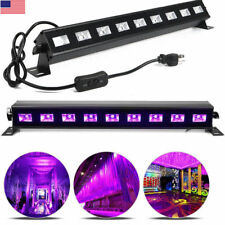 27W LED RGB Wall Wash Bar Light Night Club Wedding Party Xmas Stage UV Light USA