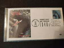 Sorcerer Mickey 1999 Fantasia First Day of Issue Envelope Stamped
