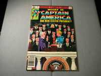 What If #26 (Marvel, 1981) Captain America had been Elected President