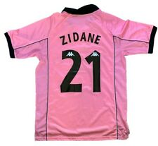 Maillot Zidane Juventus Third 1997-98