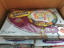 Job Lot Of 144 Age And Birthday Foil Balloons Packaged