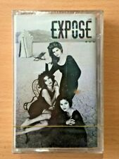 EXPOSE SEALED PHILIPPINES NOS Cassette Tape