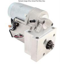 Tuff Stuff 13510 Mini Denso Gear Reduction Starter Zinc For 1955-00 SB/BB Chevy