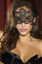 Shirley of Hollywood SoH-HS 90348 Venice Mask Black Ball Fancy dress
