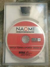 Virtua Tennis 2 (Power Smash 2) para Sega Naomi GD-Rom + Security Pic