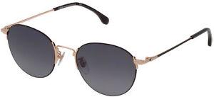 Lozza FIRENZE 33 SL2355 Rose Gold/Grey Shaded 51/20/140 unisex Sunglasses