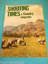 SHOOTING TIMES AND COUNTRY MAGAZINE - MAY 22 1975