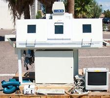 Gsi Lumonics Lightwriter Spe Ndyag Laser Markermarking System Lwspe