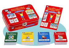 Core Curriculum Vocabulary Flash Cards Pre-K Super Duper Math Science Social