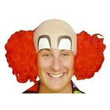 Clown Pate Curly Hair Wig, Circus, Stag Nights, Fancy Dress Accessories 14104