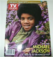 TV GUIDE SPECIAL EDITION  MICHAEL JACKSON