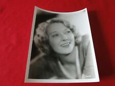 Vintage Original Movie Actress Pinup Photo H1